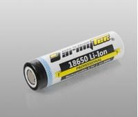 Аккумулятор Armytek 18650 Li-Ion 3200mAh. Заряжаемый, незащищённый.