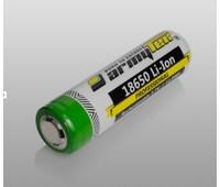 Аккумуляторные батареи Armytek 18650 Li-Ion 3.7V 3200mAh. Заряжаемые, защищенные.