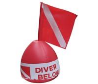 UJ-012 Буй маркерный Diver Below