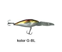 46-1TL-F70-цвет  Воблер Robinson Trollex F70, 70mm, 18g