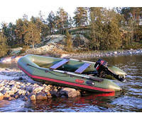 Надувная лодка BSN 280 ECONOM