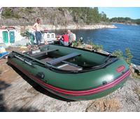 Надувная лодка  CMB 335
