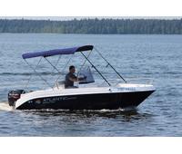 Стеклопластиковый катер Atlantic Marine Open 490