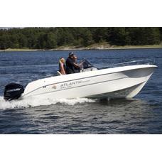 Стеклопластиковый катер Atlantic Marine  Open 625