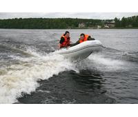 Надувная лодка J.Silver 330Е