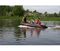 Надувная лодка KMD 350