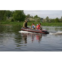 Надувная лодка KMD 380 PRO
