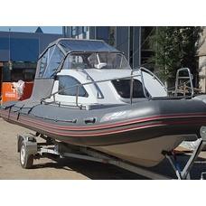 """Лодка RIB """"Раптор 620А"""""""