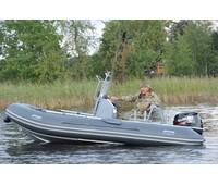 Лодка RIB Раптор М460А