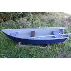 Стеклопластиковая лодка Мираж 370 (Пескарь)