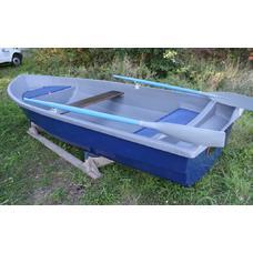 Стеклопластиковая лодка Мираж 400 (Мираж)