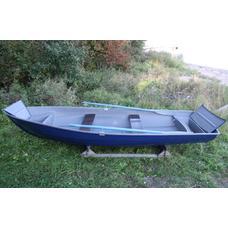 Стеклопластиковая лодка Мираж 450 (Зеленец)