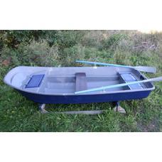 Стеклопластиковая лодка Мираж 300 (Ильмень)