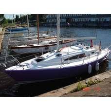 Яхта СПЭВ 900