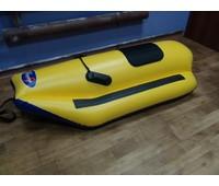 Надувной банан «Торнадо»