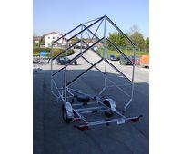 Прицеп лодочный D 1300 MD4